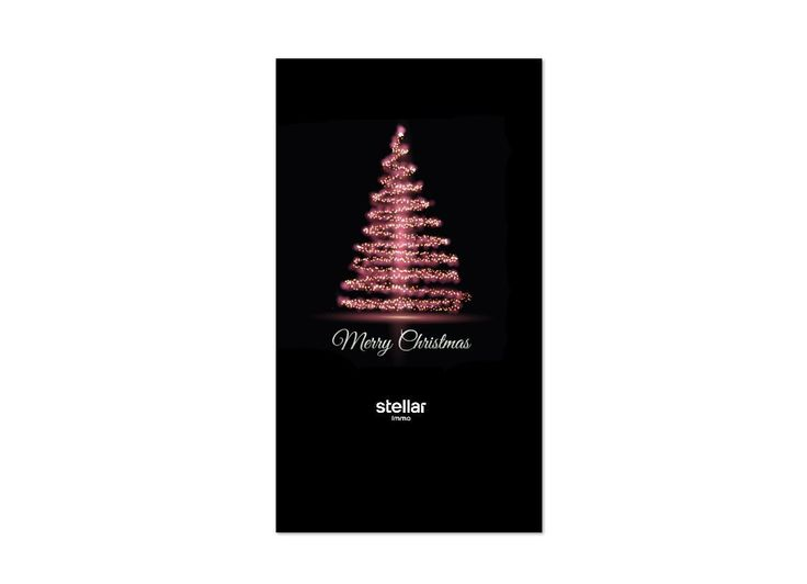 De allerbeste kerstwensen van het Stellar Immo team!