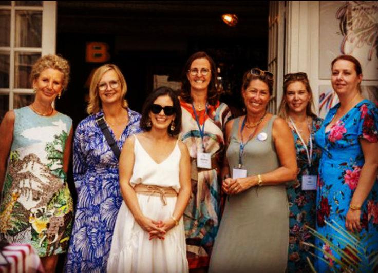 M-Ladies in Cannes!