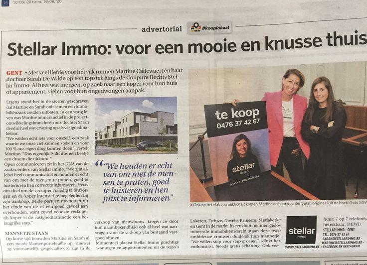Ons verhaal in de lokale pers!