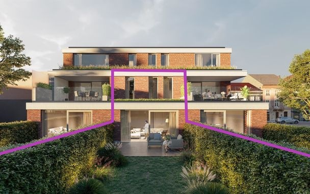 Duplex te koop in Oudenaarde